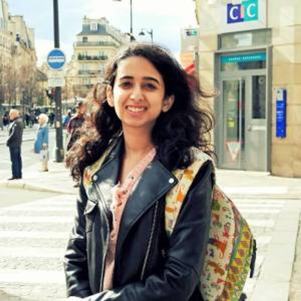 Swati in Paris