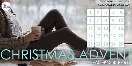 December Banner - Christmas Advent FB Pa