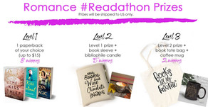 The Romance #Readathon Starts Today!
