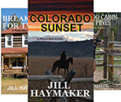 peakview series - jill haymaker