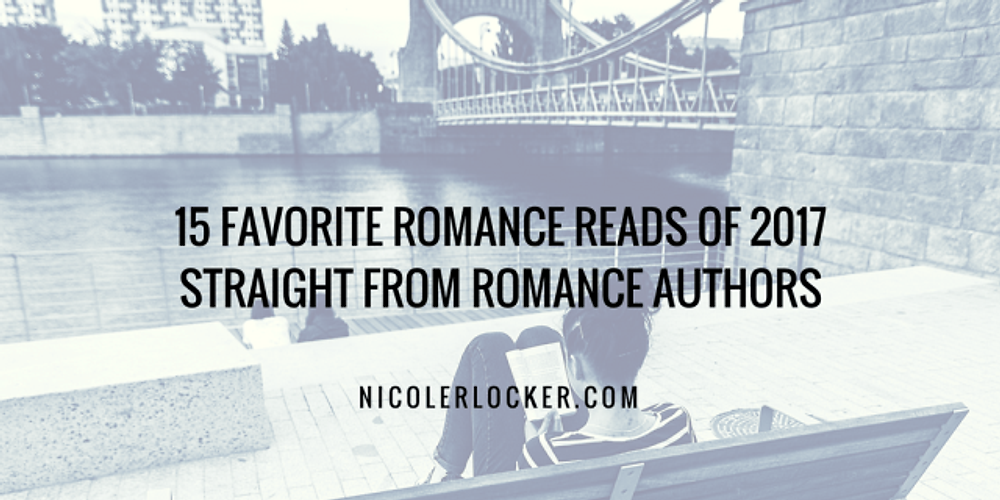 Favorite Romance Reads 2017