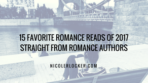15 Favorite Reads of 2017, Straight From Romance Authors