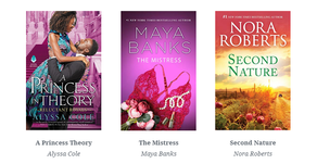 [Romance Book Club] Vote Now for Our April 2019 #BookClub Pick