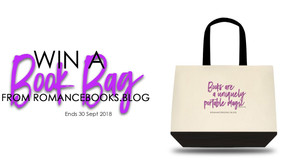 Book Lover's Book Bag Giveaway (ends 9/30/18)