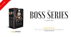 Now Available! The Boss Series 1-3 Box Set