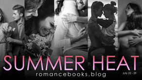 Summer Heat 2019: Get Your Free Romance Books!