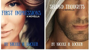 COMING SOON! Second Thoughts (First Impressions Book 2)