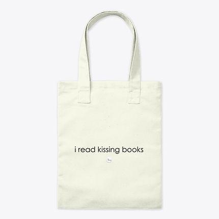 i read kissing books - tote bag.jpg
