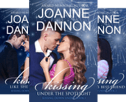 kissing down under - joanne dannon