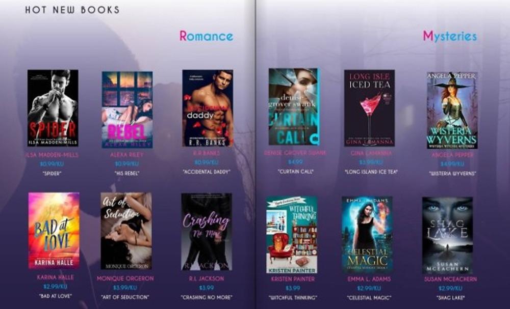 Hot New Books