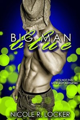 Big Man Blue - Kindle