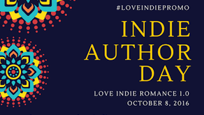 #IndieAuthorDay Sale – Love Indie Romance 1.0