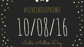 Indie Author Day Banners – PLEASE SHARE! #loveindiepromo