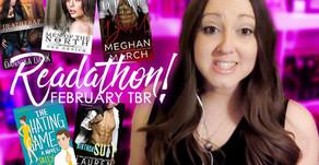 Romance #Readathon February TBR