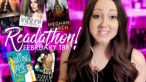 Romance #Readathon February TBR