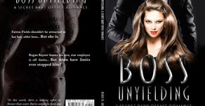 #CoverReveal – Boss Unyielding: A Secret Baby Office #Romance (With free preview!)