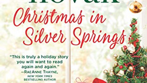 Daily Dose Dec 2: Christmas in Silver Springs (HQN)