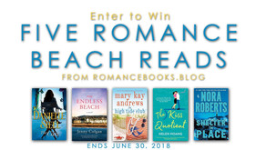 Summer Romance Beach Read Giveaway