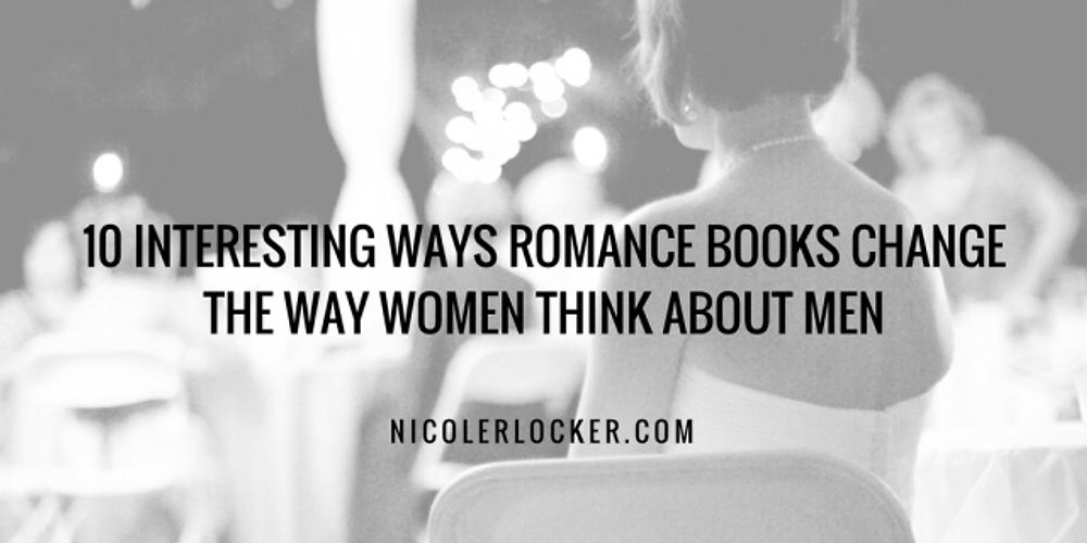7 Ways Romance Books Change