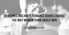 10 Interesting Ways Romance Books Change the Way Women Think About Men