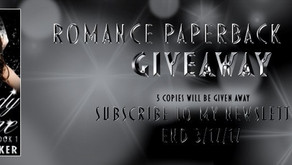 Tragedy and Desire PAPERBACK Giveaway! Enter Now