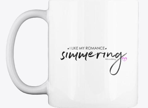mug - simmering