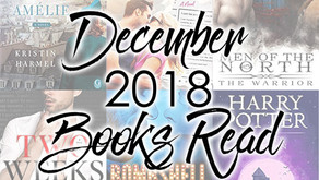 Books I Read In December 2018 (With a #Giveaway!)