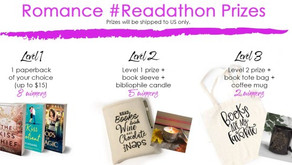 Romance #Readathon Weekend: Feb 16-18