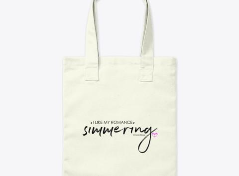 tote bag - simmering