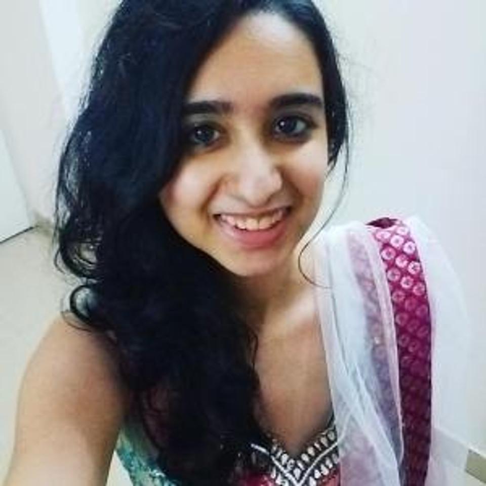 Swati Bridesmaid