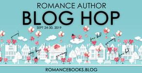 Romance Author Blog Hop Stop