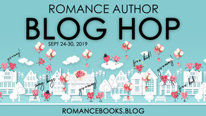 Romance Author Blog Hop Stop
