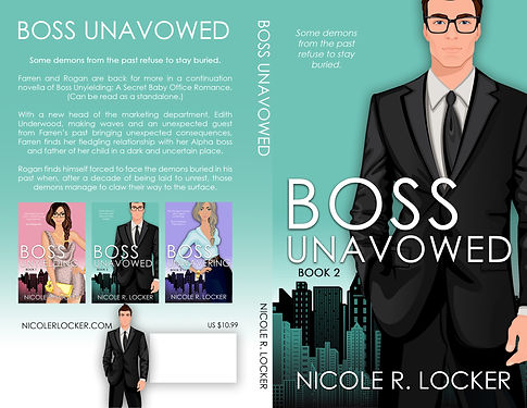 Paperback Cover - Boss Unavowed (KDP).jp