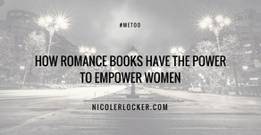 How Romance Books Have the Power to Empower Women (#metoo)