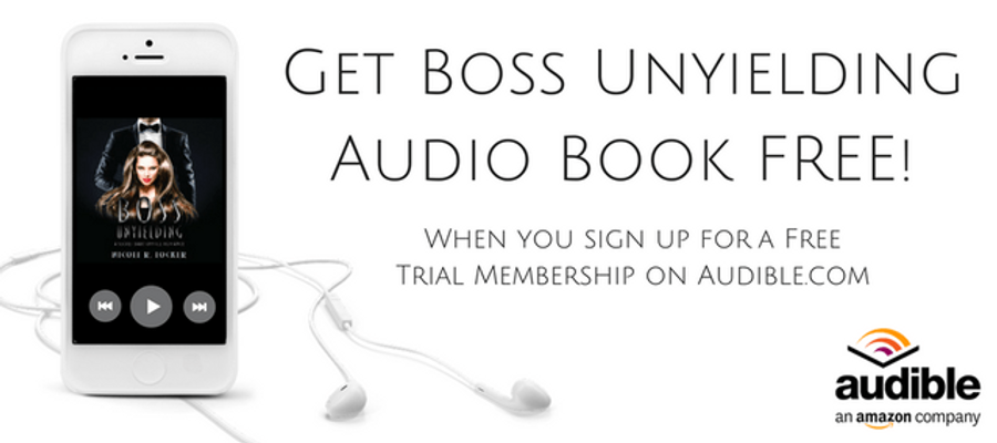 Get Boss Unyielding Audio Book FREE!