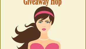 Strong Women in Fiction Giveaway #Bloghop Nov 1-15, 2017