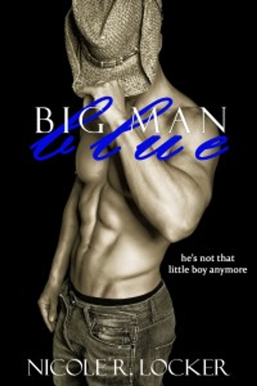 Big Man Blue 6x9 Kindle