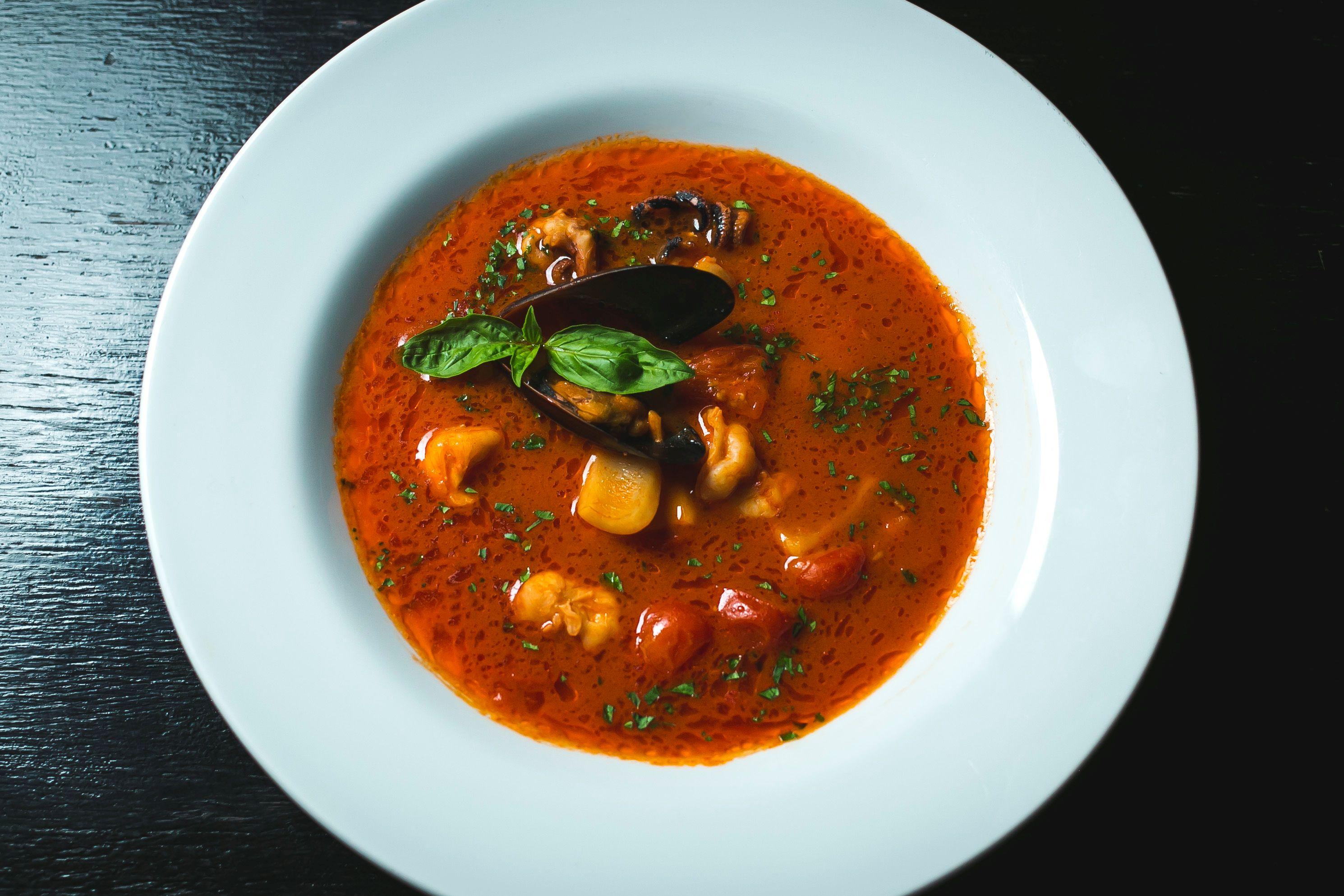 Томатный суп с морепродуктами. jpg_76.JPG