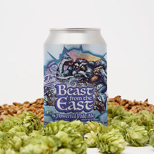 Salem Brew Co. Beast from the East - Can