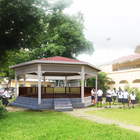 Bishop Anstey High School Proposed Gazebo