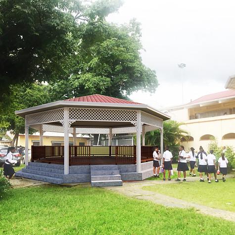 Bishop Anstey High School Proposed Gazebo