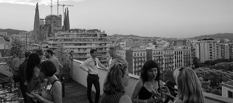 Crockley Sky Terrace Barcelona Spain