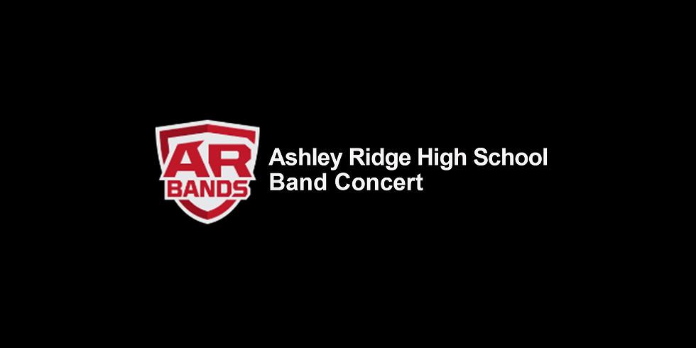 Ashley Ridge High School Band Concert