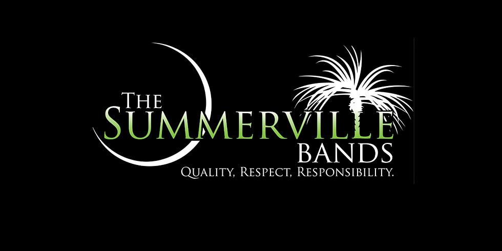 Summerville High School Band Concert