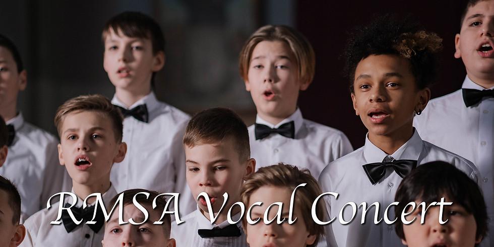 RMSA Vocal Performance