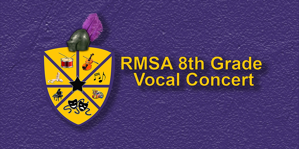 RMSA 8th Grade Vocal Concert
