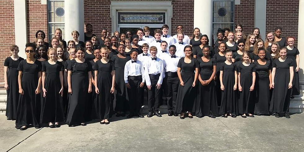 Rollings Middle School of the Arts Spring Vocal Concert