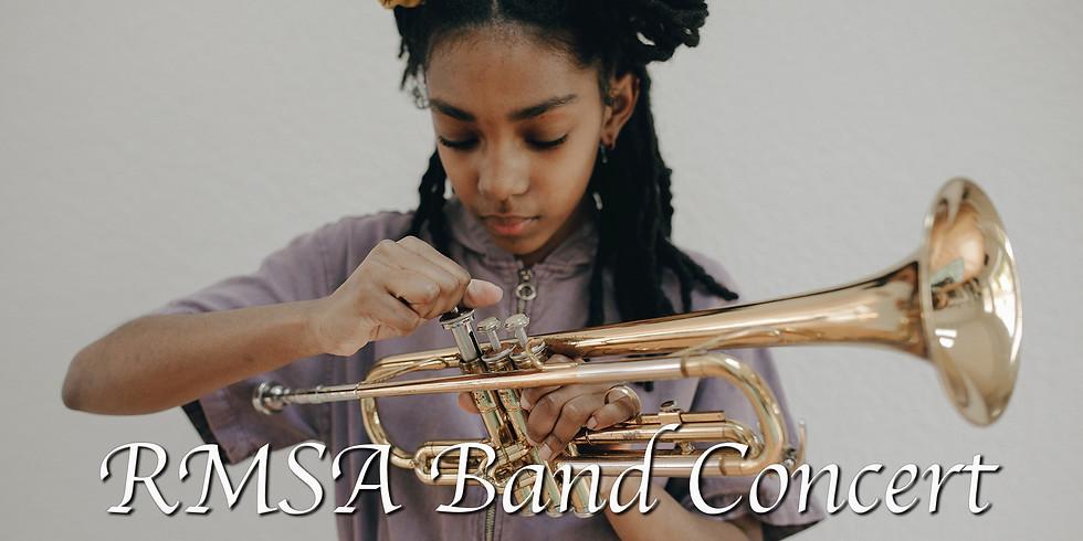 RMSA Band Concert