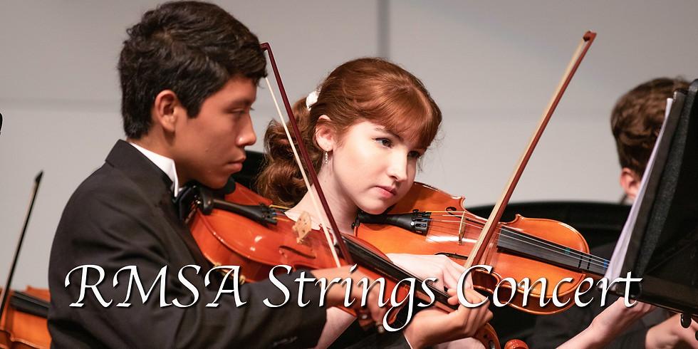 RMSA Strings Concert