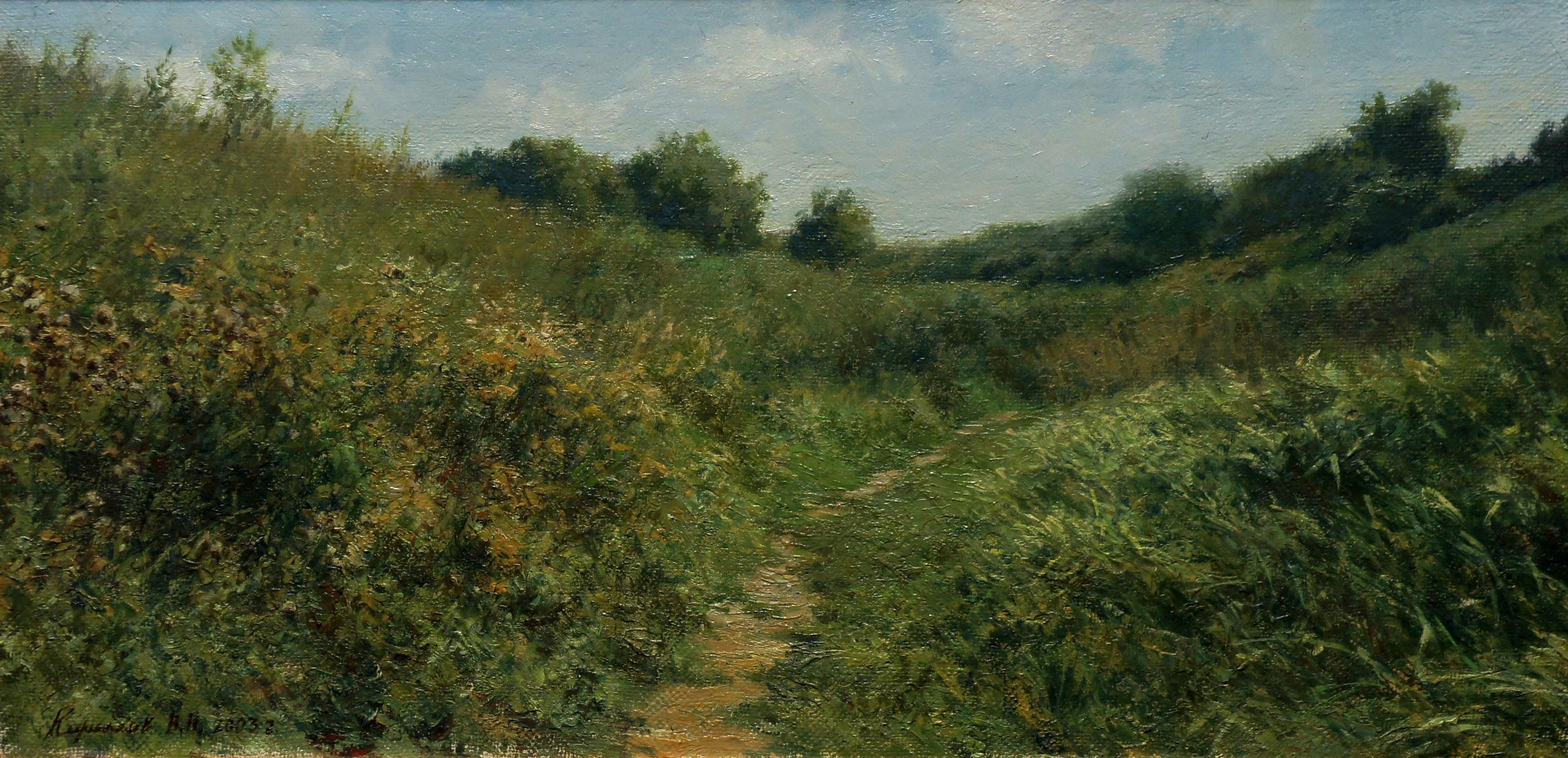 Дорога на Орловку